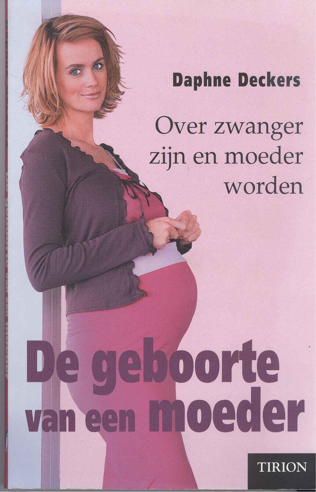Zwangerschap / opvoeding