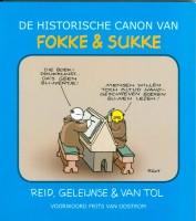 Reid, Gelijnse & van Tol - De historische canon van Fokke en Sukke